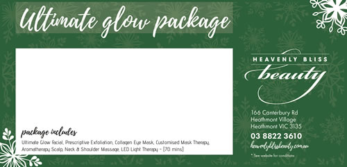 Ultimate Glow Package