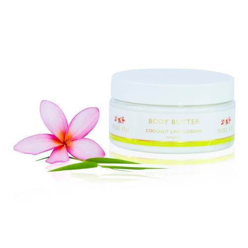 Pure Fiji Body Butter -Coconut Lime Blossom