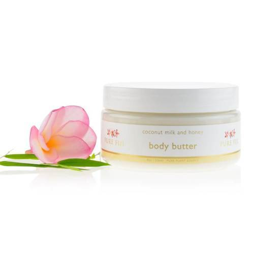 Pure Fiji -Coconut Milk and Honey Body Butter