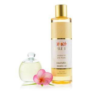 Pure Fiji Nourishing Exotic Oil-Coconut Milk and Honey