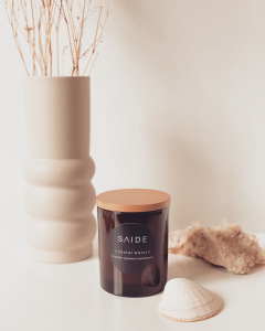 Large Soy Candle Zen - Fig