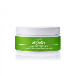 EmerginC Scientific Organics- Lime sugar scrub