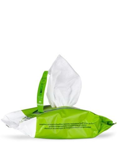 EmerginC Scientific Organics- Facial cleansing wipes