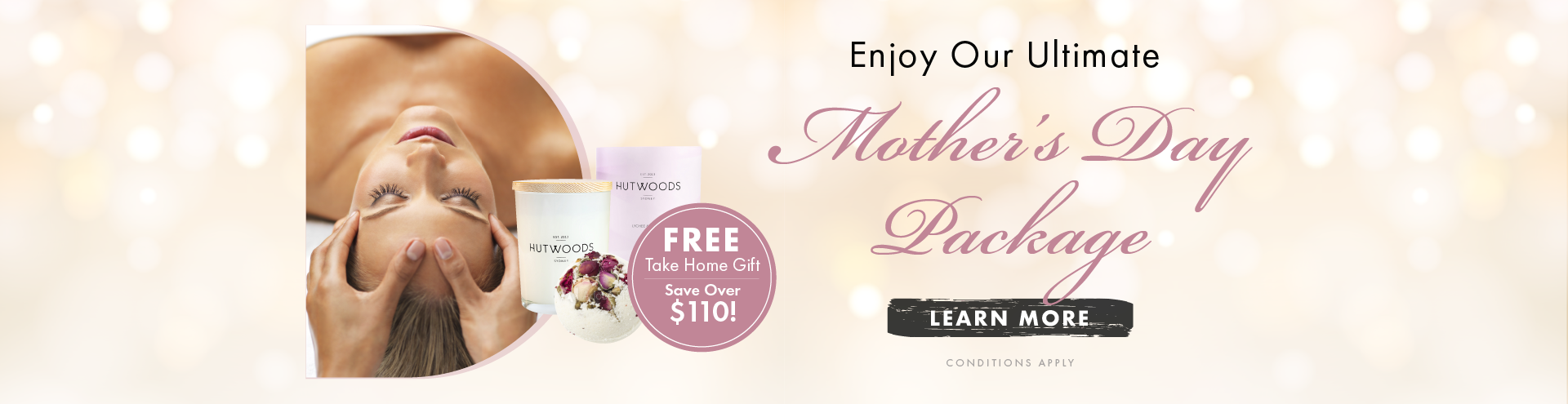 Mothers Day Special Gift Voucher